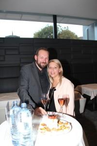 Manuel Feurstein und Nicole Hosp