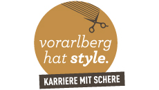 Deine Friseurlehre in Vorarlberg Logo