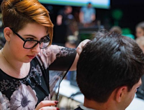 Haarwerk 2019: Friseure im Wettbewerbsfieber