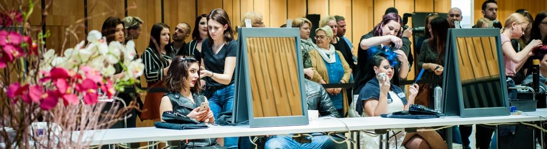 Bundeslehrlingswettbewerb und Staatsmeisterschaft der Friseure 2018